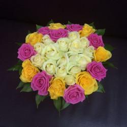 Букет «Цвета любви»